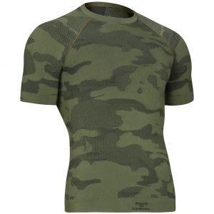 Tervel Optiline Light Tactical Shirt Short Sleeve Military / Gray