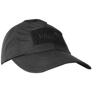 Viper Elite Baseball Hat Black
