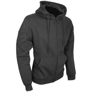 Viper Tactical Hoodie Zipped Black