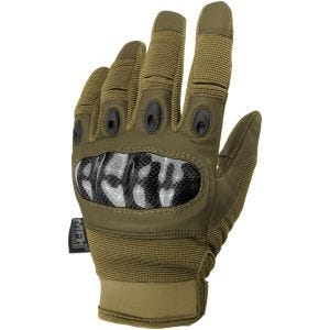 MFH Mission Tactical Gloves Coyote Tan