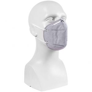 Air Pollution Mask Gray Pack of 10