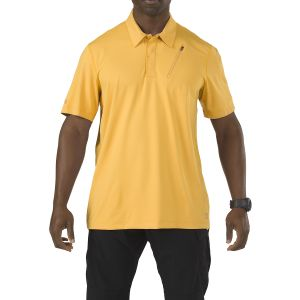 5.11 Odyssey Polo Short Sleeve Goldrush
