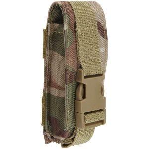 Brandit MOLLE Multi Pouch Small Tactical Camo