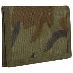 Brandit Wallet Three Woodland