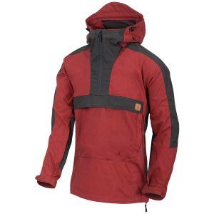 Helikon Woodsman Anorak Jacket Crimson Sky / Ash Gray