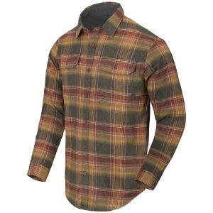 Helikon GrayMan Shirt Amber Plaid