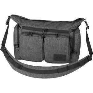 Helikon Wombat Mk2 Shoulder Bag Melange Black-Gray