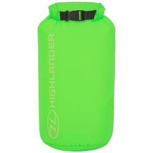 Highlander X-Light Dry Sack 8L Lime Green
