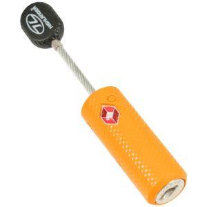 Highlander TSA Barrel Zip Key Lock