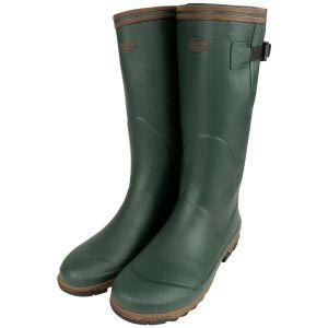 Jack Pyke Shires Wellington Boots Green