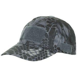MFH Operations Cap Snake Black
