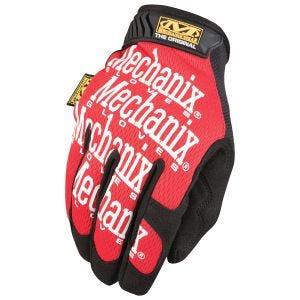 Mechanix Wear The Original Gloves Red