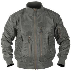 Mil-Tec US Tactical Flight Jacket Urban Gray