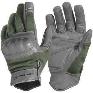 Pentagon Tactical Storm Gloves Olive