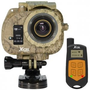 Xcel HD2 Hunting Edition Camera Black