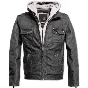 Brandit Black Rock Jacket Black / Gray