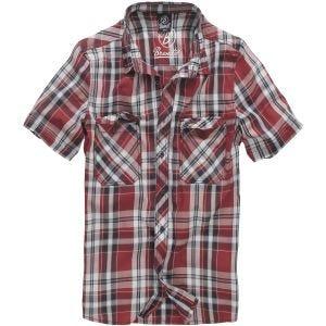 Brandit Roadstar Shirt Red