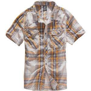 Brandit Roadstar Shirt Sand / Yellow