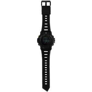 First Tactical Canyon Digital Compass Watch Black