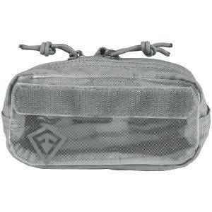 First Tactical Tactix 6x3 Velcro Pouch Asphalt