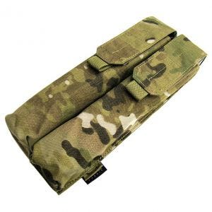 Flyye Double P90/UMP Magazine Pouch MOLLE MultiCam