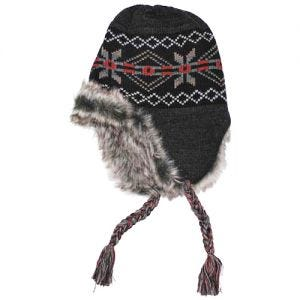 Fox Outdoor Peru Puno Hat Black/Gray