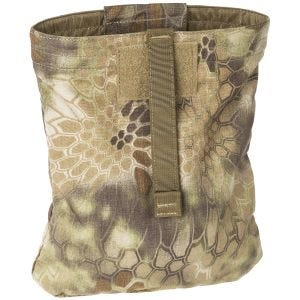 Helikon Brass Roll Pouch Kryptek Highlander