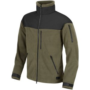 Helikon Classic Army Fleece Olive Green/Black