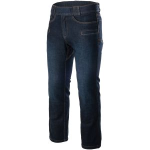 Helikon Grayman Tactical Jeans Slim Denim Mid Dark Blue