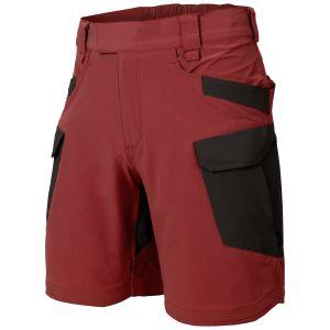 "Helikon Outdoor Tactical Shorts 8.5"" VersaStretch Lite Crimson Sky / Black"