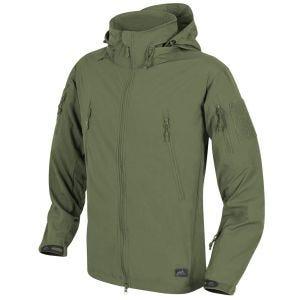 Helikon Trooper Soft Shell Jacket Olive Green