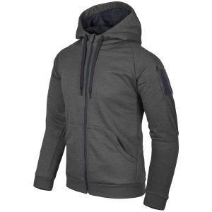 Helikon Urban Tactical Hoodie Full Zip Melange Black-Gray