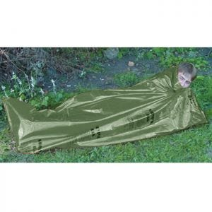 Highlander Emergency Survival Bag Olive