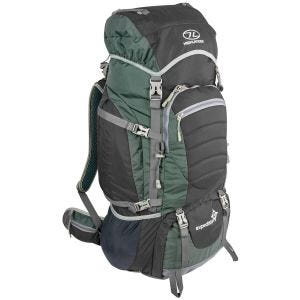Highlander Expedition 65 Rucksack Black
