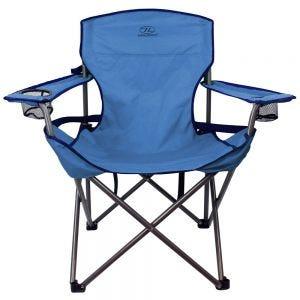 Highlander Lumbar Chair Blue
