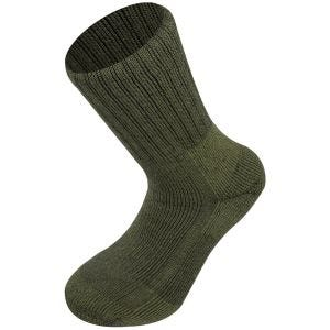Highlander Norwegian Army Sock Olive