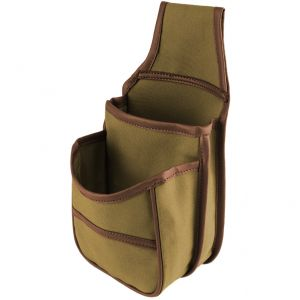 Jack Pyke Canvas Cartridge Pouch Fawn