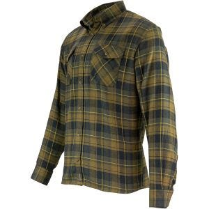 Jack Pyke Flannel Shirt Brown