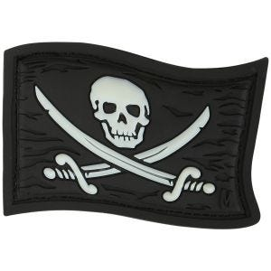 Maxpedition Jolly Roger (Glow) Morale Patch
