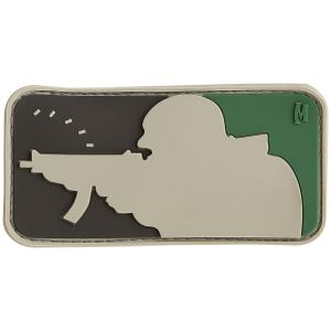 Maxpedition Major League Shooter (Arid) Morale Patch