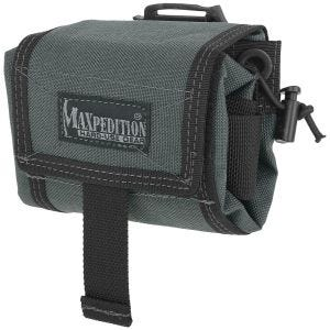 Maxpedition Mega Rollypoly Folding Dump Pouch Wolf Grey