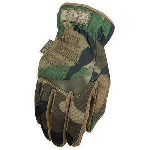 Mechanix Wear FastFit Gloves Woodland