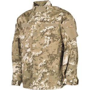 MFH ACU Ripstop Field Jacket Vegetato Desert