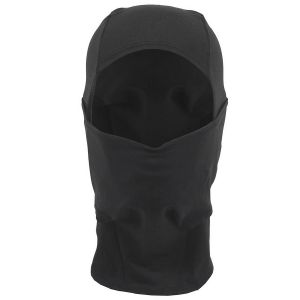 MFH 1 Hole Balaclava Lightweight Spandex Black