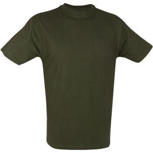 Mil-Com T-shirt Olive Green