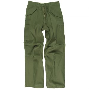 Mil-Tec M65 Trousers Olive