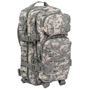 Mil-Tec US Assault Pack Small Laser Cut ACU Digital