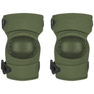 Alta Industries AltaCONTOUR Elbow Pads AltaLOK Olive Green