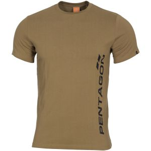 Pentagon Ageron T-Shirt Pentagon Vertical Coyote