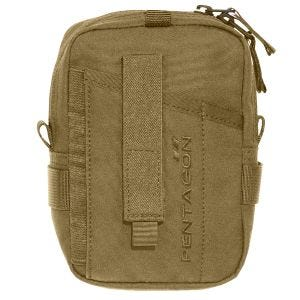 Pentagon Speedmin Utility Pouch Coyote